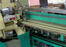 畳製造機器の写真