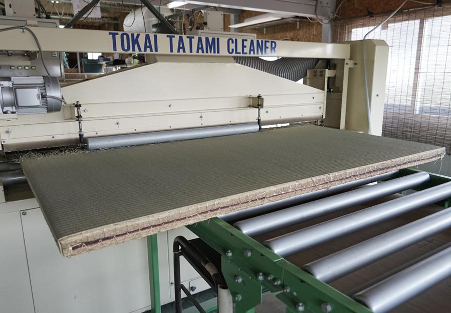 畳製造設備(4)