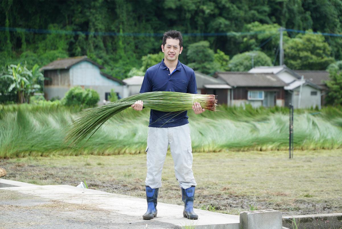 良質な日本らしい畳