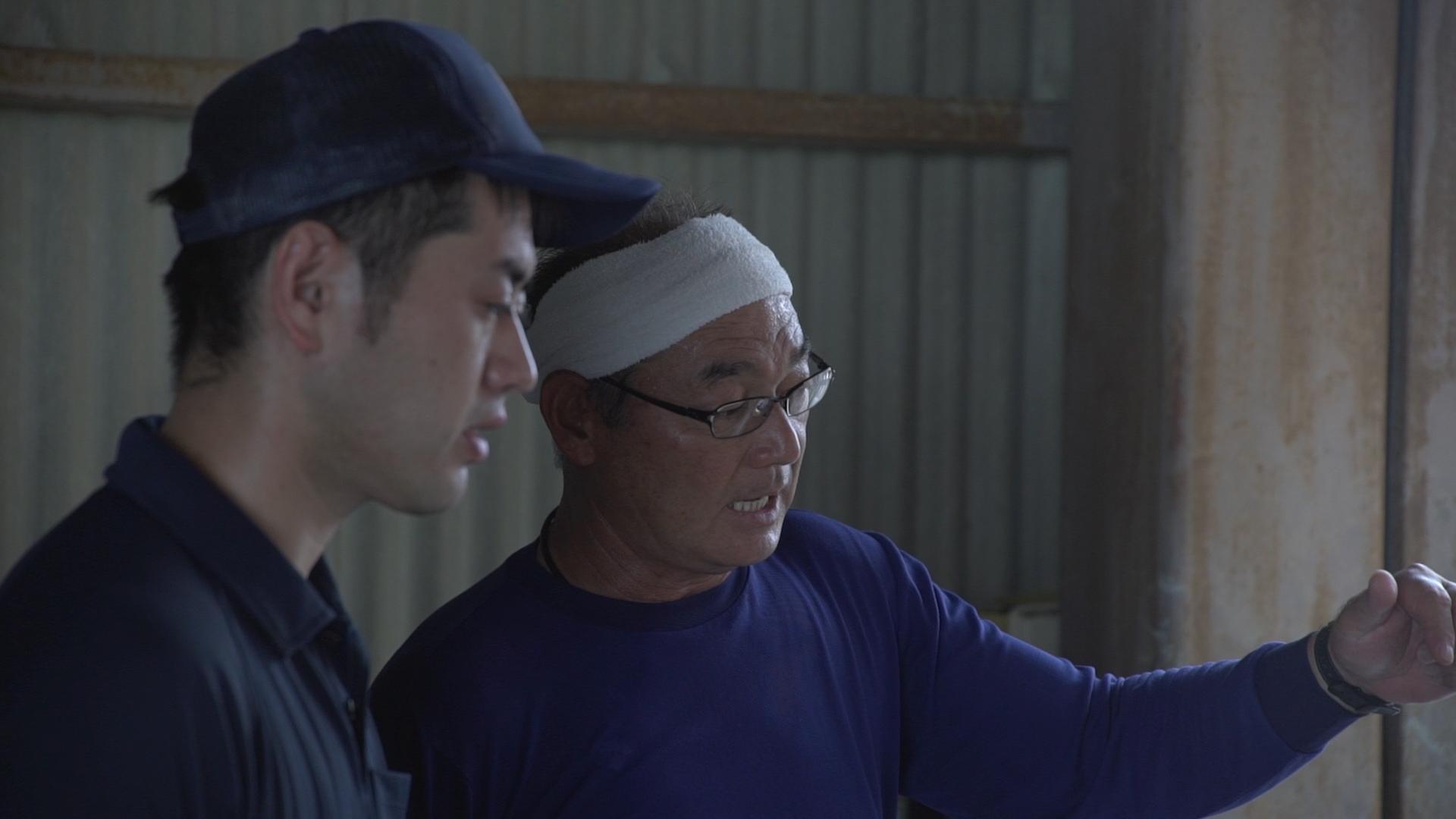 2回目の熊本い草研修⑤「八代市イ草農家さん巡り」