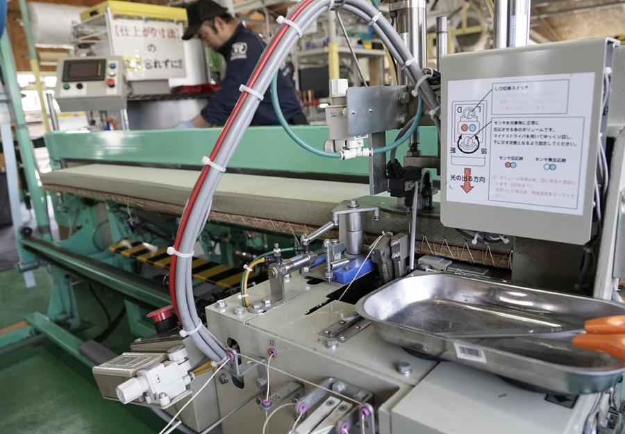 畳製造設備(5)
