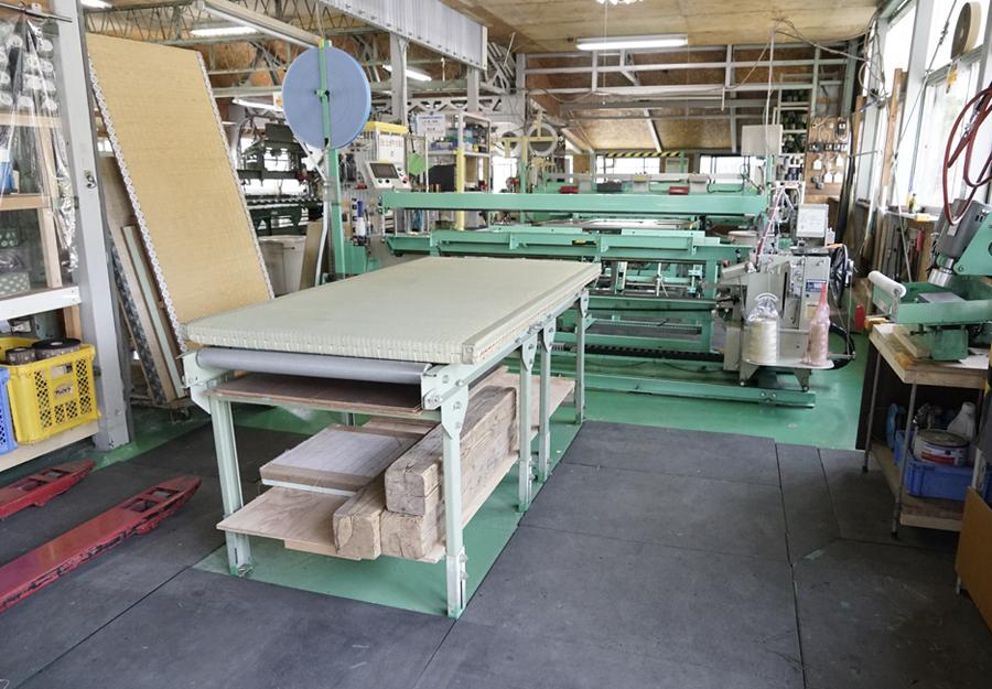 畳製造設備(6)