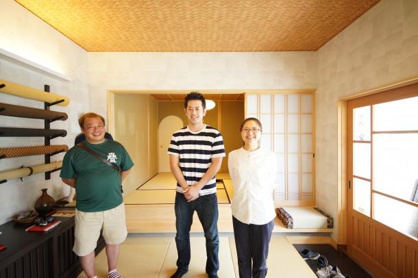 3回目の熊本い草研修⑦ 熊本市の畳店「一畳屋」さん訪問