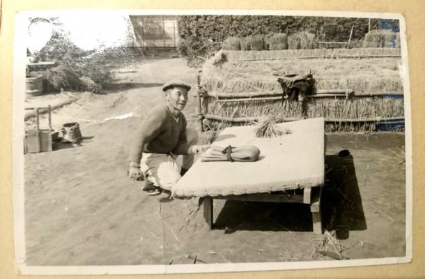初代である曾祖父の写真が見つかりました。