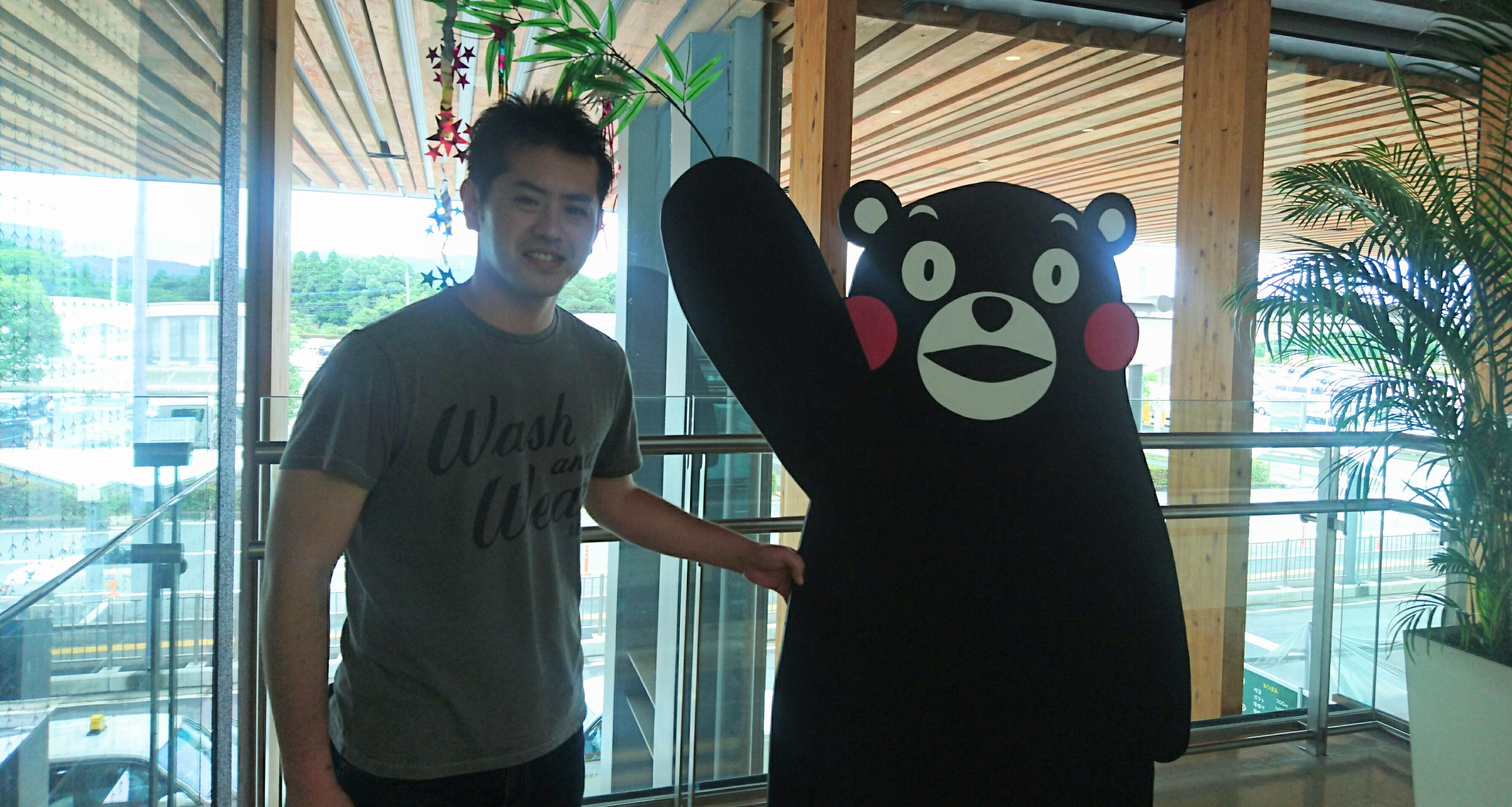 2回目の熊本い草研修①「熊本到着!」