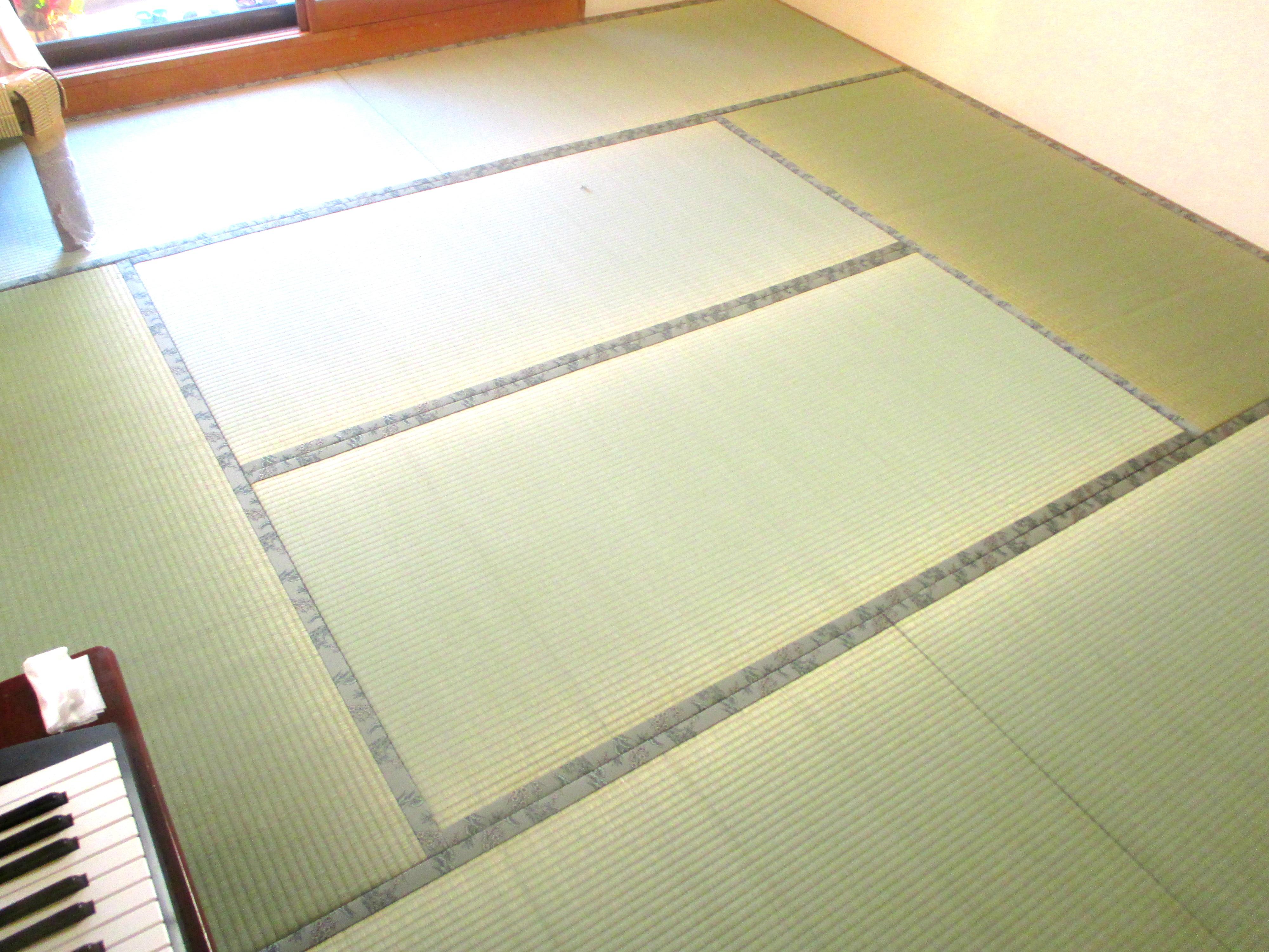 東海村 畳替え(花のエッセイNo.300)海老原様邸