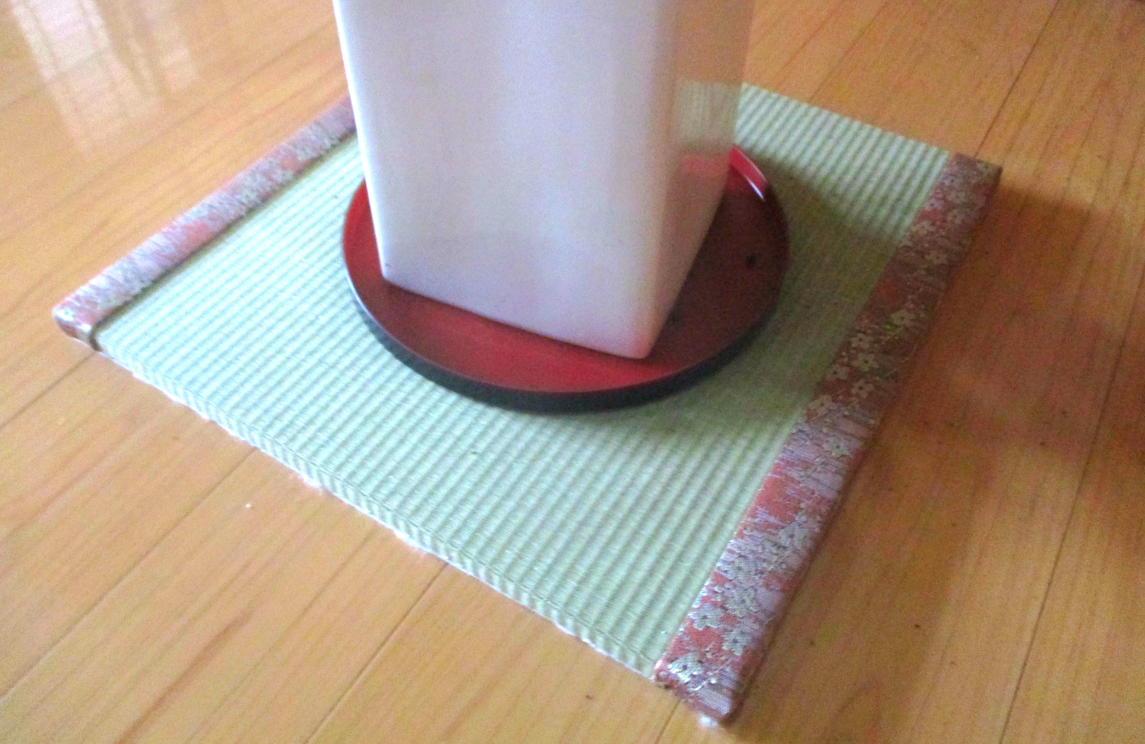 飾り畳を作ってみました!