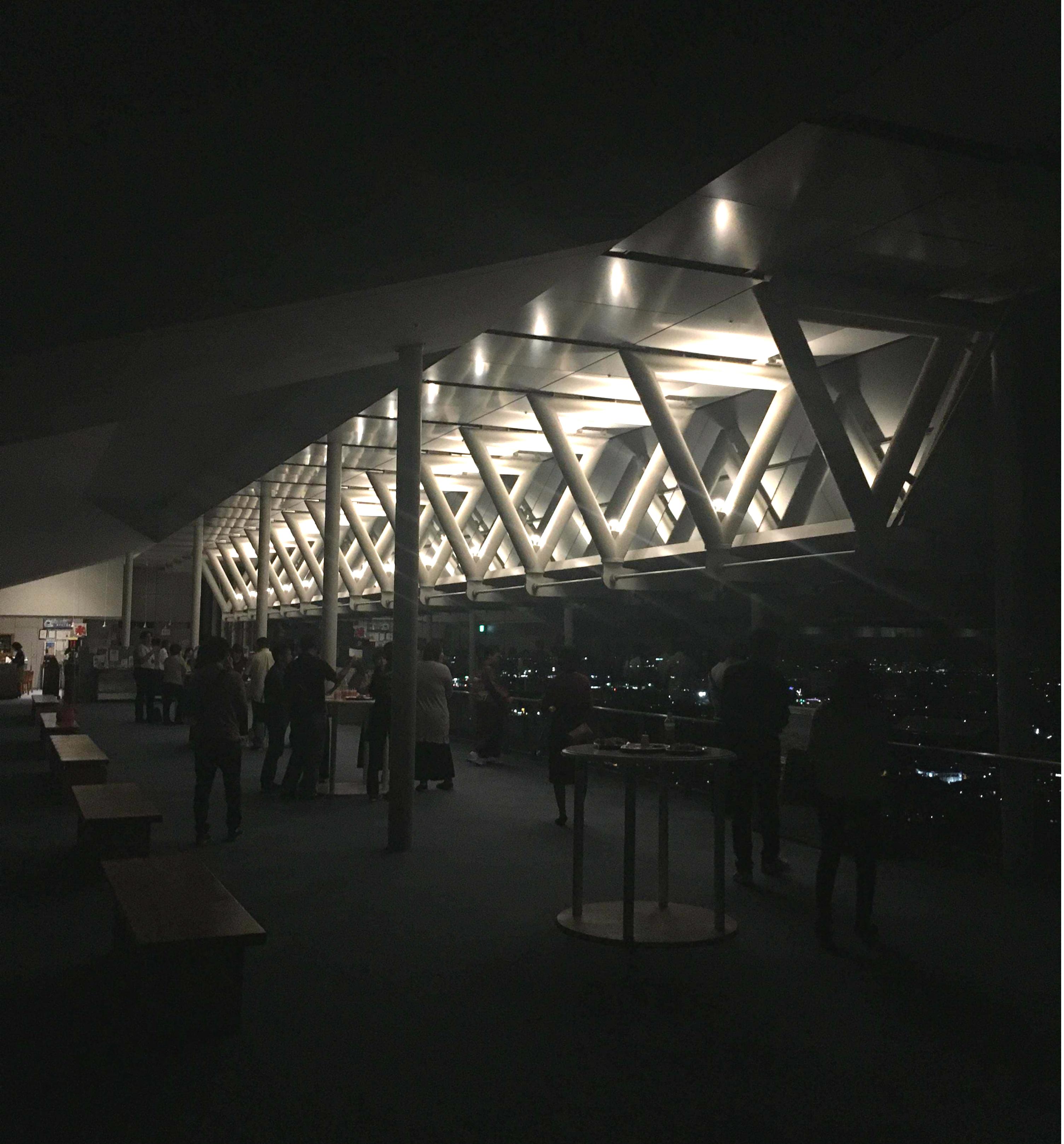 茨城県庁25階展望フロア 一社)いばらき出会いサポートセンター様 畳レンタル